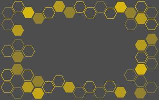 vecteur de fond ruche