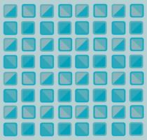 fond carré et géométrique pastel vecteur