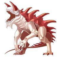 Dragon est un animal dans les contes de fées.