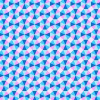 Fond optique géométrique pastel vecteur
