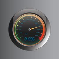 thermomètre vecteur