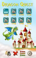 Un modèle de jeu de dragon