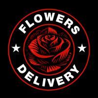 logo rose (sur fond sombre)