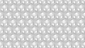 Vecteur abstrait géométrique de fond gris hexagones