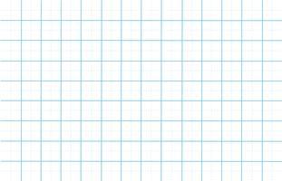 Papier quadrillé avec fond blanc