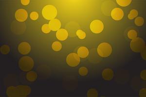 Fond de vecteur abstrait or et rouge clair