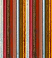 Illustration vectorielle de bois coloré texture fond. Concept de matériau et de texture. vecteur