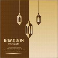 Ramadan Illustration pour votre projet