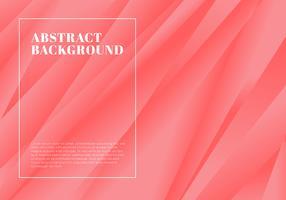 Modèle créatif fond abstrait bande rose et la texture. vecteur