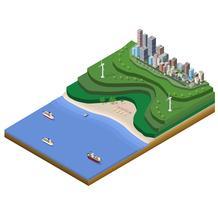 Plan du paysage