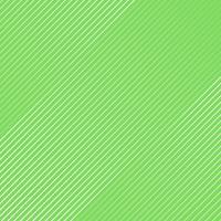 Motif de lignes rayées blanches abstraites texture en diagonale sur fond de couleur verte.