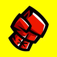 Poinçonnage gants de boxe