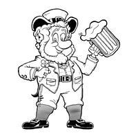 Illustration de vecteur de dessin animé de lutin