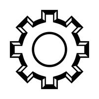 Engrenages Vector Icon