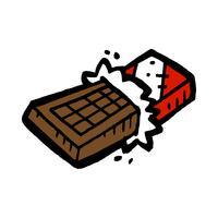 barre de chocolat