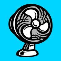Ventilateur vecteur