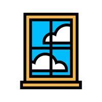 Vitre de cadre de fenêtre