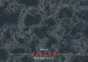Vagues abstraites ligne motif de fond vecteur, peut être utilisé pour créer un effet de surface pour votre produit de conception.