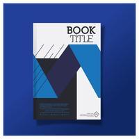Brochure Design, Couverture moderne, rapport annuel, dépliant au format A4 Poster Flyer Design de la couverture.
