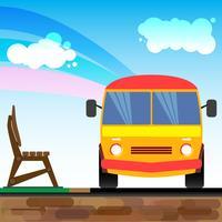 bus1 vecteur