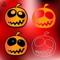 Halloween vecteur