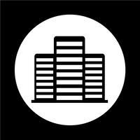 Icône d'immeuble de bureaux