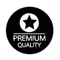 Icône Qualité Premium