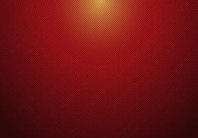 Lignes diagonales abstraites rayés fond dégradé rouge avec le projecteur d'en haut et la texture pour votre entreprise. vecteur