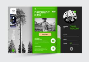 Modèle de brochure moderne professionnel vecteur
