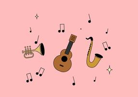 Vecteur d'instruments gratuits