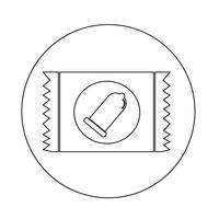 icône de préservatif