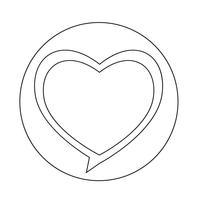 Icône du coeur