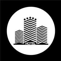 Icône de l'hôtel