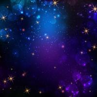 Abstrait de la galaxie vecteur