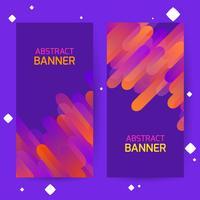 Couvertures avec motif géométrique. Arrière-plans colorés. Applicable pour les bannières, affiches, affiches, prospectus.