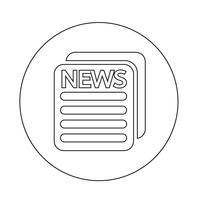 icône de journal