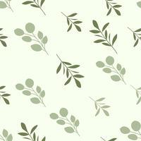 Beauté motif floral sans soudure