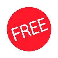 icône gratuite de signe de bouton