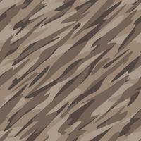 Modèle sans couture camouflage du désert