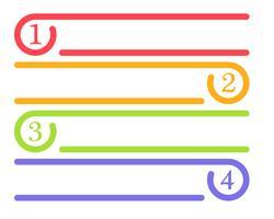 Icône de bulle de dialogue Logo illustrations vectorielles vecteur