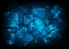 Concept de technologie numérique de vecteur. vecteur