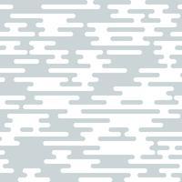 Abstrait sans soudure vague grise douce. vecteur