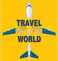 Modèle de voyage autour du monde