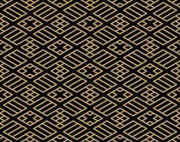 motif sans soudure géométrique avec ligne, pa style minimaliste moderne