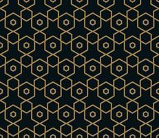 Modèle sans couture de vecteur. Texture élégante moderne. Répétition de carreaux géométriques à partir d'éléments rayés