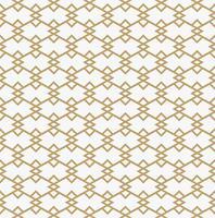 Motif géométrique abstrait avec des lignes. Un backgro vectorielle continue vecteur
