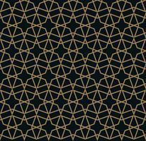 Motif géométrique abstrait avec des lignes. Un backgro vectorielle continue