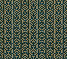 Motif géométrique abstrait avec des lignes, des losanges Un vect sans soudure vecteur