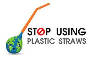Idées pour réduire la pollution Dites non au sac en plastique C'est pourquoi l'effet de serre. La campagne visant à réduire l'utilisation de sacs en plastique à mettre. vecteur
