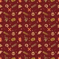 joli fond hallowen